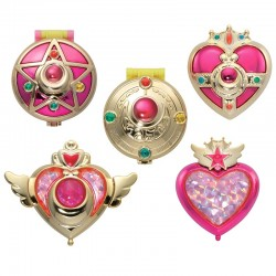 Sailor Moon Henshin Compact Mirror Gashapon