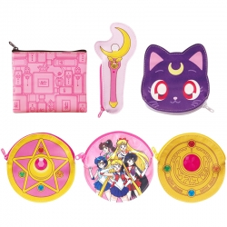 Sailor Moon Article Coffret Pouch Gashapon