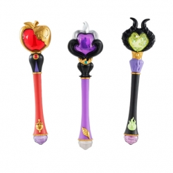 Disney Villains Crystal Rod Gashapon