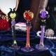 Disney Villains Crystal Rod Gashapon