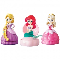 Disney Princess Heroine Doll Figure Series 2 Gashapon