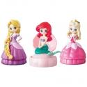 Disney Princess Heroine Doll Capchara Figure Series 2 Gashapon