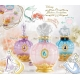 Disney Princess Perfume Jewelry Case Gashapon
