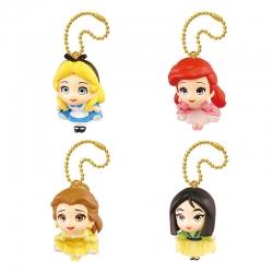 Colgante Pinza Disney Princess Gashapon