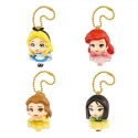 Disney Princess Clip Charm Gashapon