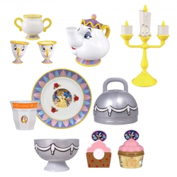 Beauty & The Beast Miniatures Gashapon