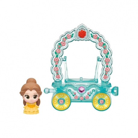 Disney Princess Romantic Carriage Miniatures