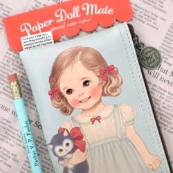 Estojo Paper Doll Mate Toys