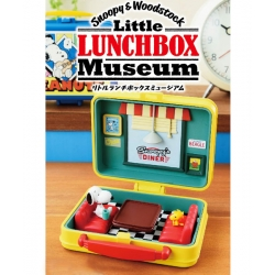 Re-Ment Snoopy Little Lunchbox Museum