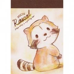 Puchi Rascal Mini Memo Pad