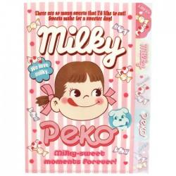 Carpeta Clasificadora Index Peko-Chan Milky