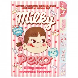 Peko-Chan Milky Index File Folder