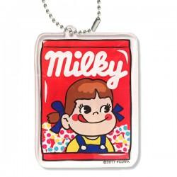 Peko-Chan Milky Candy Bag Charm