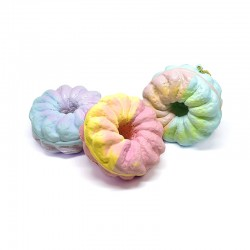 French Cruller Pastel Squishy