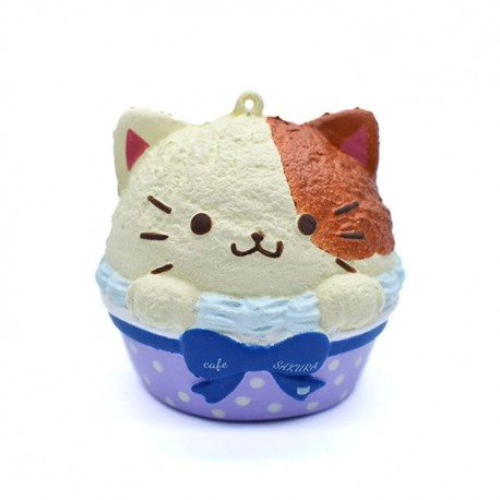 Kitty Latte Cup Squishy