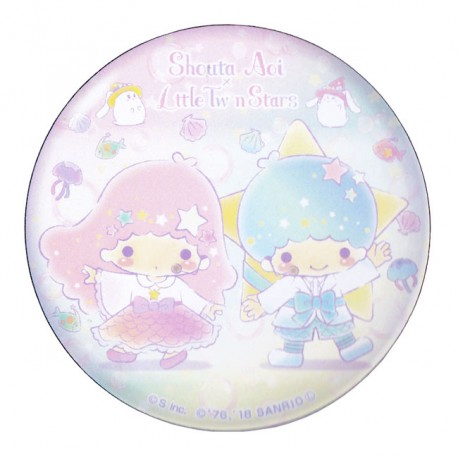 Espejo Bolsillo Shouta Aoi x Little Twin Stars