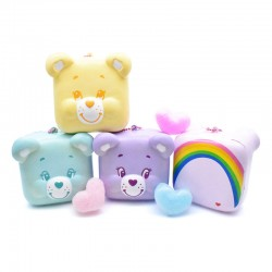 Squishy Care Bears Chigiri Bread