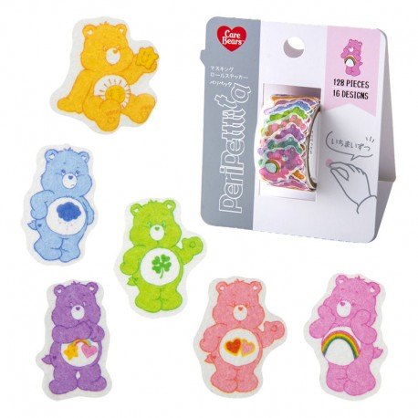 Care Bears Peel-Off Washi Tape