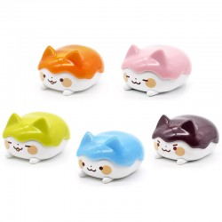 Mini Figura Neko Dango Gashapon