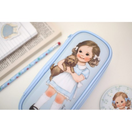Paper Doll Mate Make Up Slim Pouch