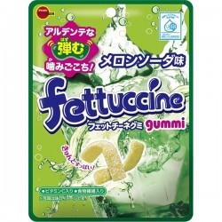 Gomas Fettuccine Soda Melão