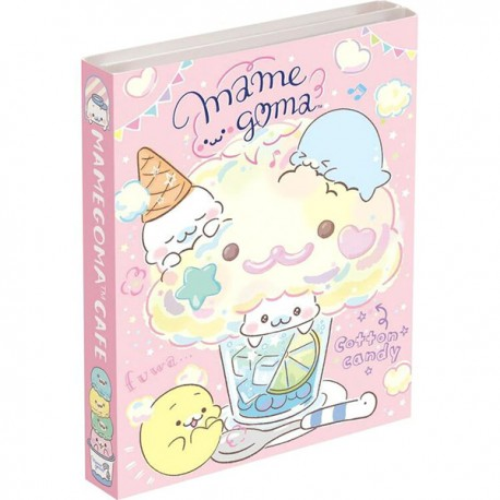 Mamegoma Cafe Cotton Candy Memo Book