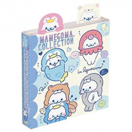 Mamegoma Aquarium Memo Book