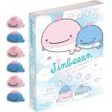 Jinbesan Maigo Kokujira Dream Memo Book