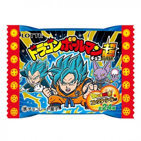 Dragon Ball Wafer Chocolate