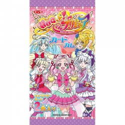 Chicle HUGtto! PreCure Card