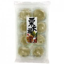 Daifuku Mochi Rice Cakes Chestnut
