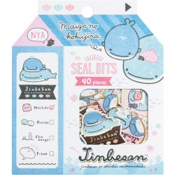 Saco Stickers Seal Bits Jinbesan