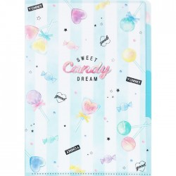 Carpeta Clasificadora Sweet Candy Dream