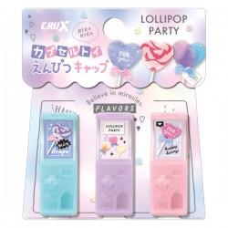 Tapas Lápiz Lollipop Party Gashapon Machine