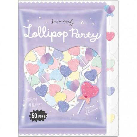 Carpeta Clasificadora Lollipop Party