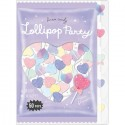 Lollipop Party Index File Folder