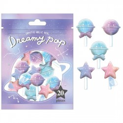 Saco Stickers Dreamy Pop