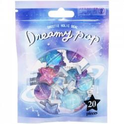 Saco Stickers Dreamy Pop