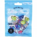 Lollipop Party Stickers Sack