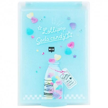 Espejo Bolsillo Lollipop Soda Candy
