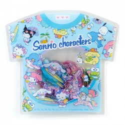 Saco Stickers Summer T-Shirt Sanrio Characters