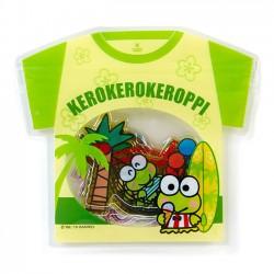 Bolsa Pegatinas Summer T-Shirt Keroppi