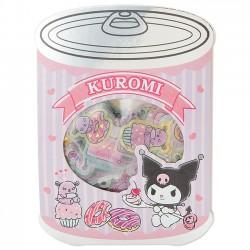 Saco Stickers Kawaii Can Kuromi
