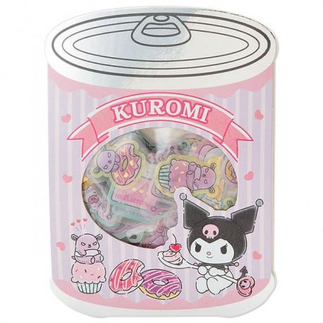 Kawaii Can Kuromi Stickers Sack