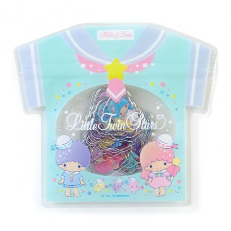 Summer T-Shirt Little Twin Stars Stickers Sack