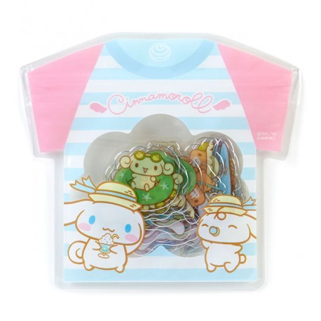 Summer T-Shirt Cinnamoroll Stickers Sack