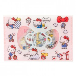 Hello Kitty Bow Stickers Sack