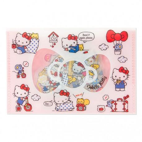 Hello Kitty Bow Stickers Sack