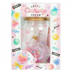 Set Papelaria Sweet Candy Dream