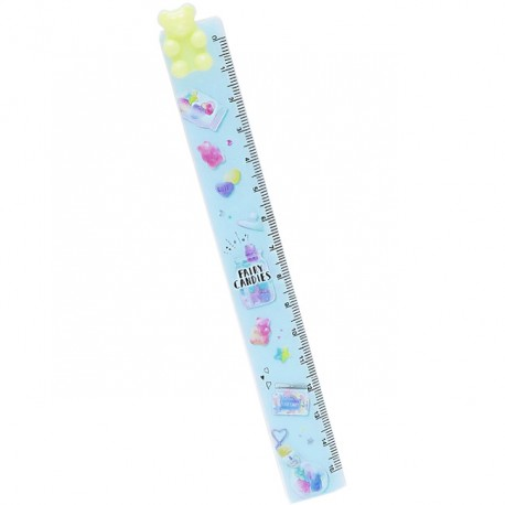 Lollipop Party Gummy Bear Ruler